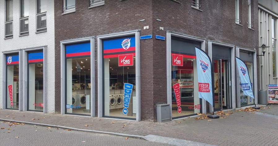 Nieuwe winkel Electro World